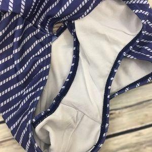 4a5a73391f Suncoast Beachwear Swim - Suncoast One Piece Swimsuit Halter Stripe Nautical